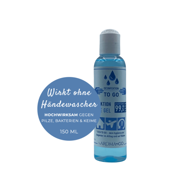 Hand-Hygiene-Gel 150 ml